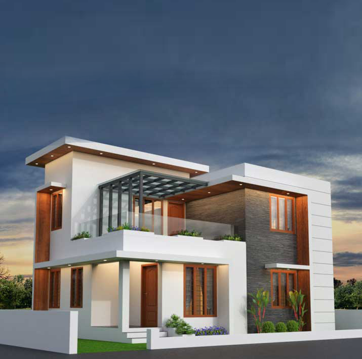 low cost house construction in trivandrum