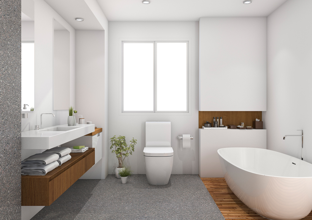 Eight Tips to Waterproof Your Bathroom